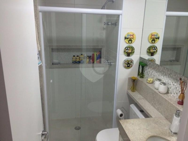 Venda Apartamento Santos Pompéia REO287968 17