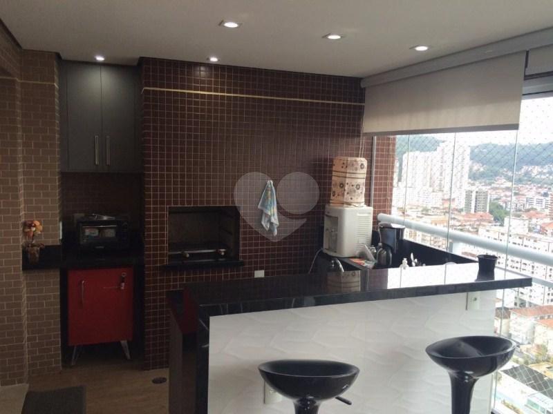 Venda Apartamento Santos Pompéia REO287968 21