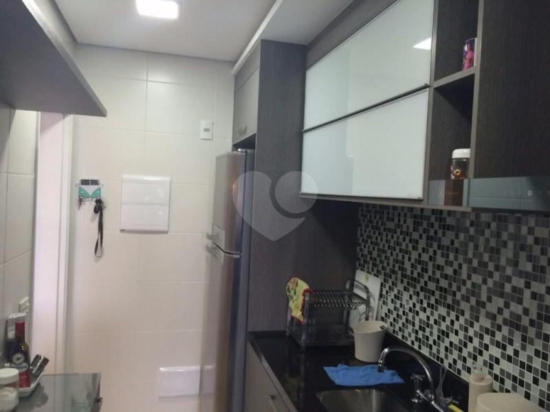 Venda Apartamento Santos Pompéia REO287968 25