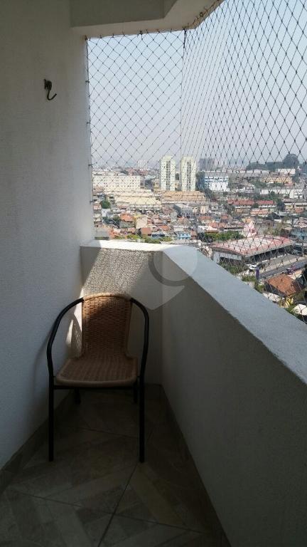 Venda Apartamento Guarulhos Vila Augusta REO288255 2