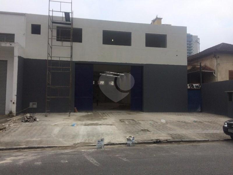 Aluguel Galpão Santos Macuco REO288269 2