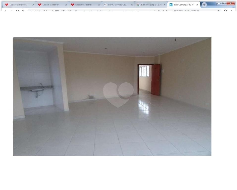 Aluguel Salas São Vicente Centro REO288470 5