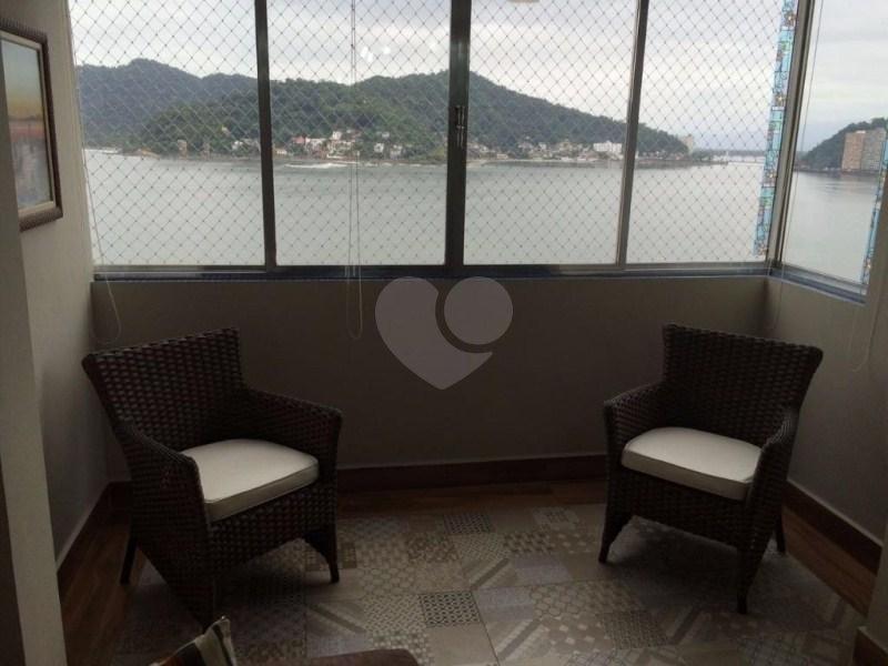 Venda Apartamento São Vicente Centro REO288518 2