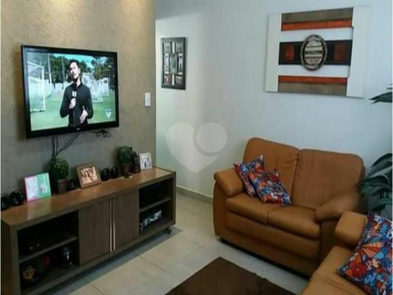 Venda Sobrado Guarujá Jardim Monteiro Da Cruz (vicente De Carvalho) REO288951 1