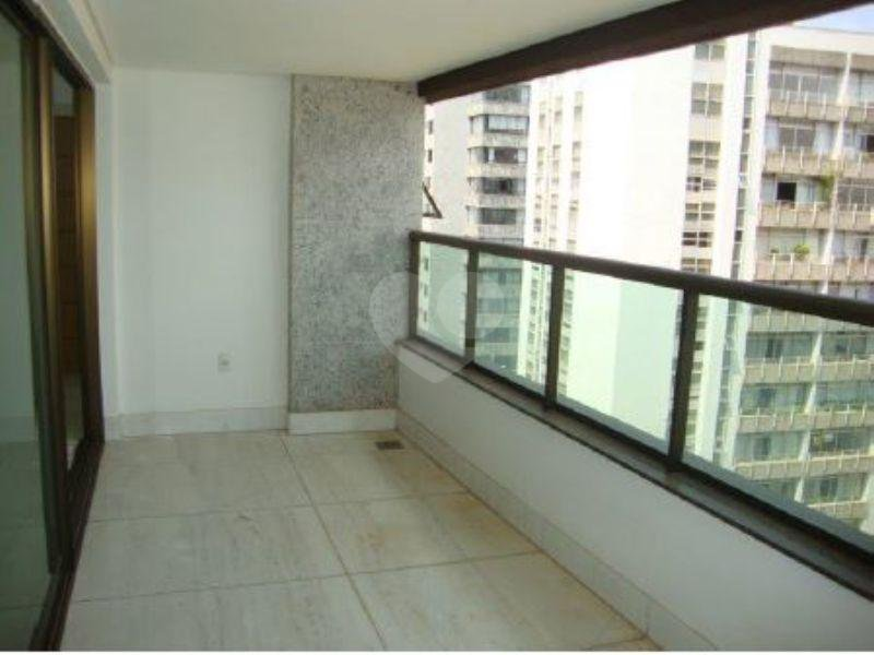 Venda Apartamento Belo Horizonte Sion REO290061 15