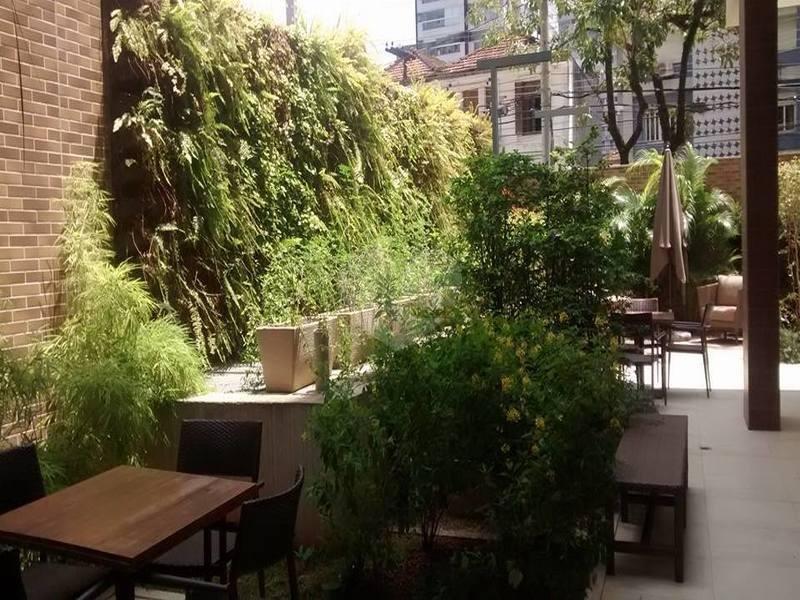 Venda Apartamento Santos Pompéia REO290366 20