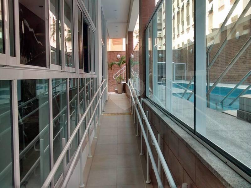 Venda Apartamento Santos Pompéia REO290366 6