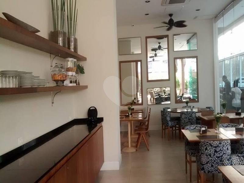 Venda Apartamento Santos Pompéia REO290366 11