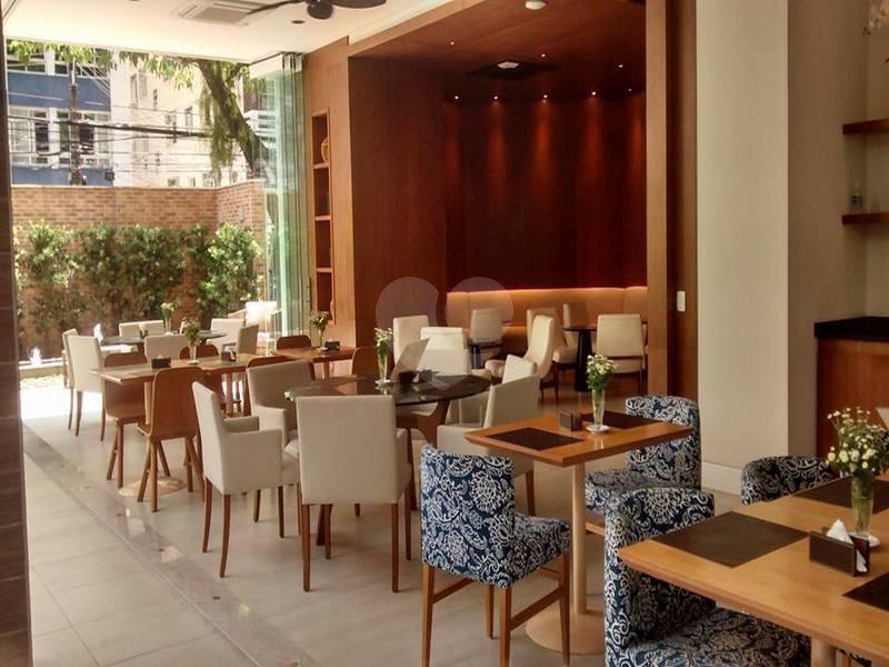 Venda Apartamento Santos Pompéia REO290366 12