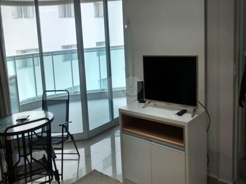 Venda Apartamento Santos Pompéia REO290366 2