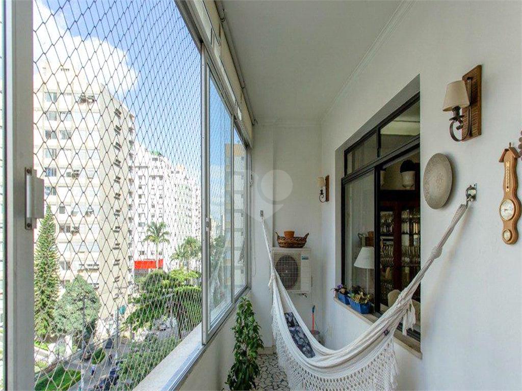 Venda Apartamento São Paulo Pinheiros REO290472 2