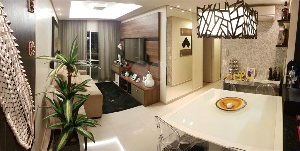 Venda Apartamento São Vicente Centro REO292840 34