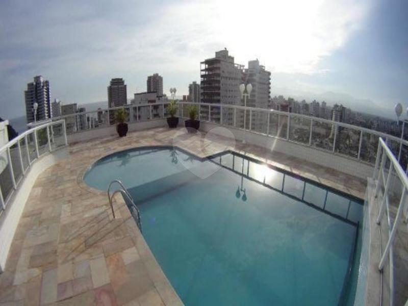 Venda Apartamento Praia Grande Canto Do Forte REO294043 3