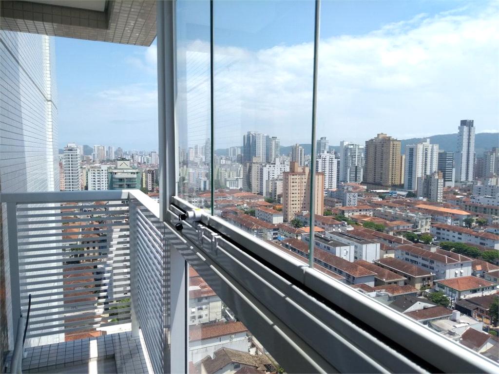 Venda Apartamento Santos Embaré REO294883 5