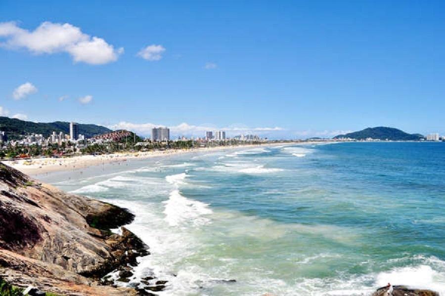 Venda Cobertura Guarujá Enseada REO295456 17