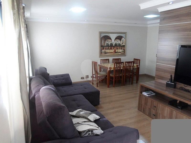 Venda Condomínio São Paulo Vila Mazzei REO295774 2