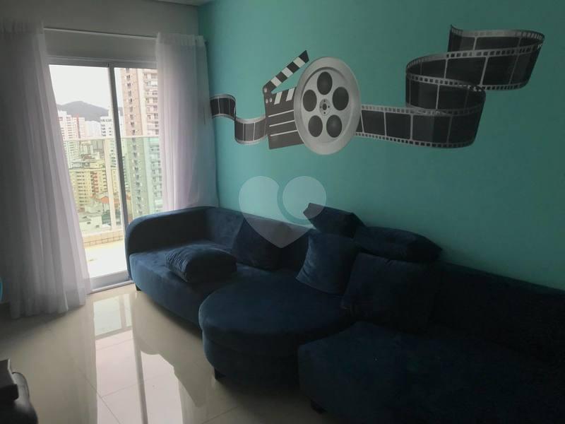 Aluguel Apartamento Santos Gonzaga REO297022 4