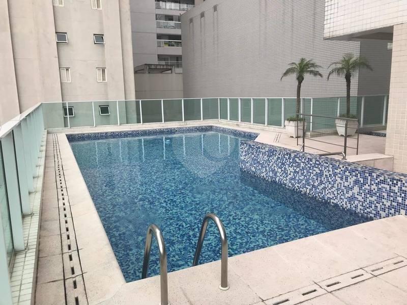 Aluguel Apartamento Santos Gonzaga REO297022 15