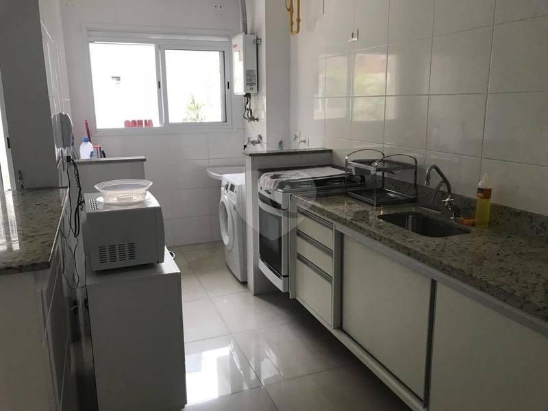 Aluguel Apartamento Santos Gonzaga REO297022 9
