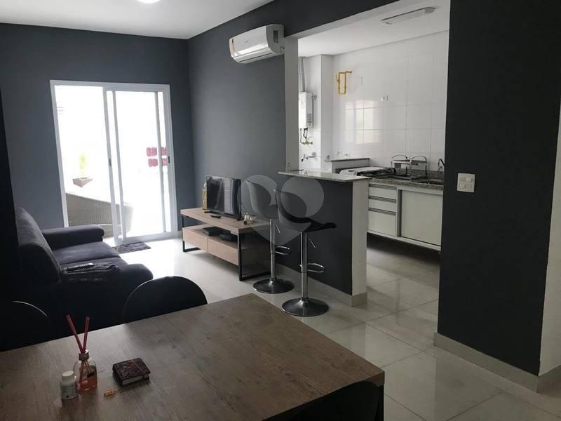 Aluguel Apartamento Santos Gonzaga REO297022 3