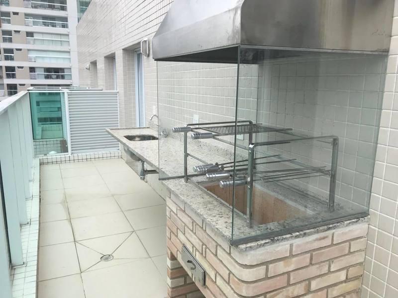 Aluguel Apartamento Santos Gonzaga REO297022 29