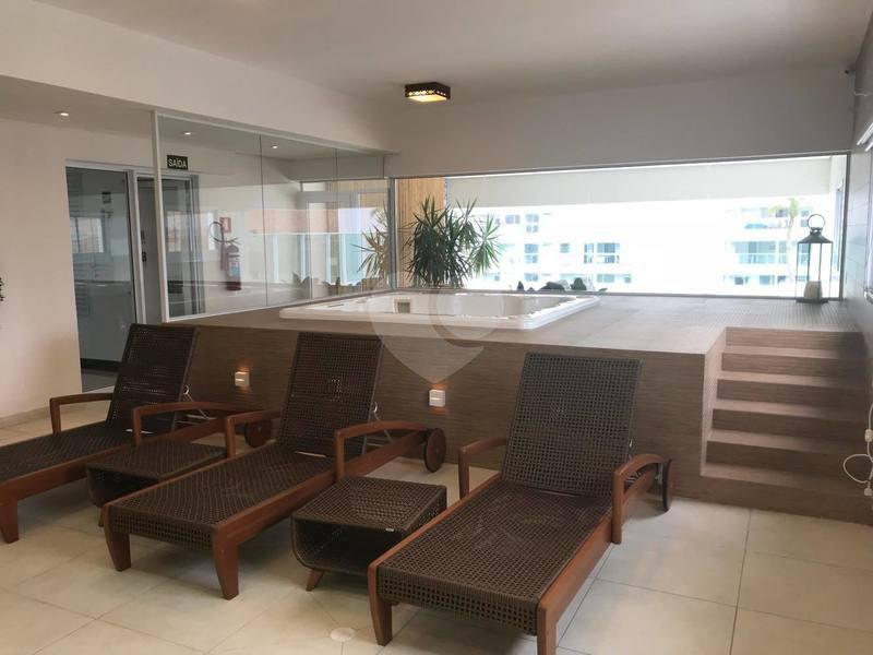 Aluguel Apartamento Santos Gonzaga REO297022 22