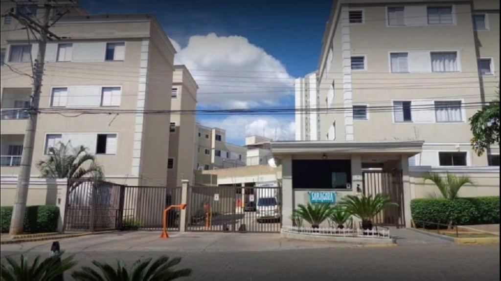 Venda Apartamento Sorocaba Jardim Vera Cruz REO297444 1