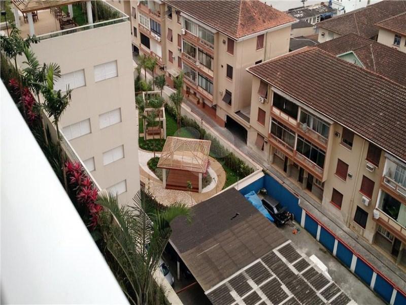Aluguel Apartamento Santos Boqueirão REO298584 9