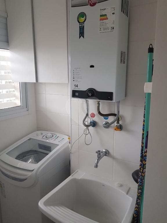 Aluguel Apartamento Santos Boqueirão REO298584 13