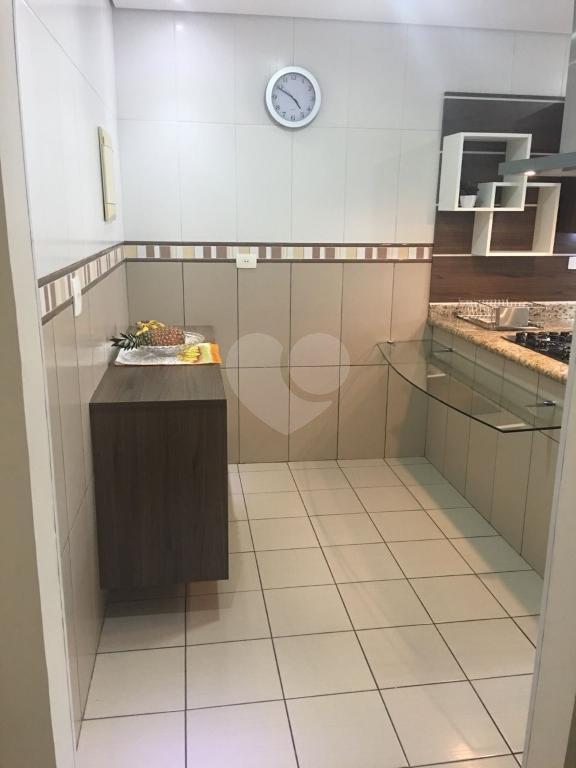 Venda Apartamento Santos Campo Grande REO300839 14