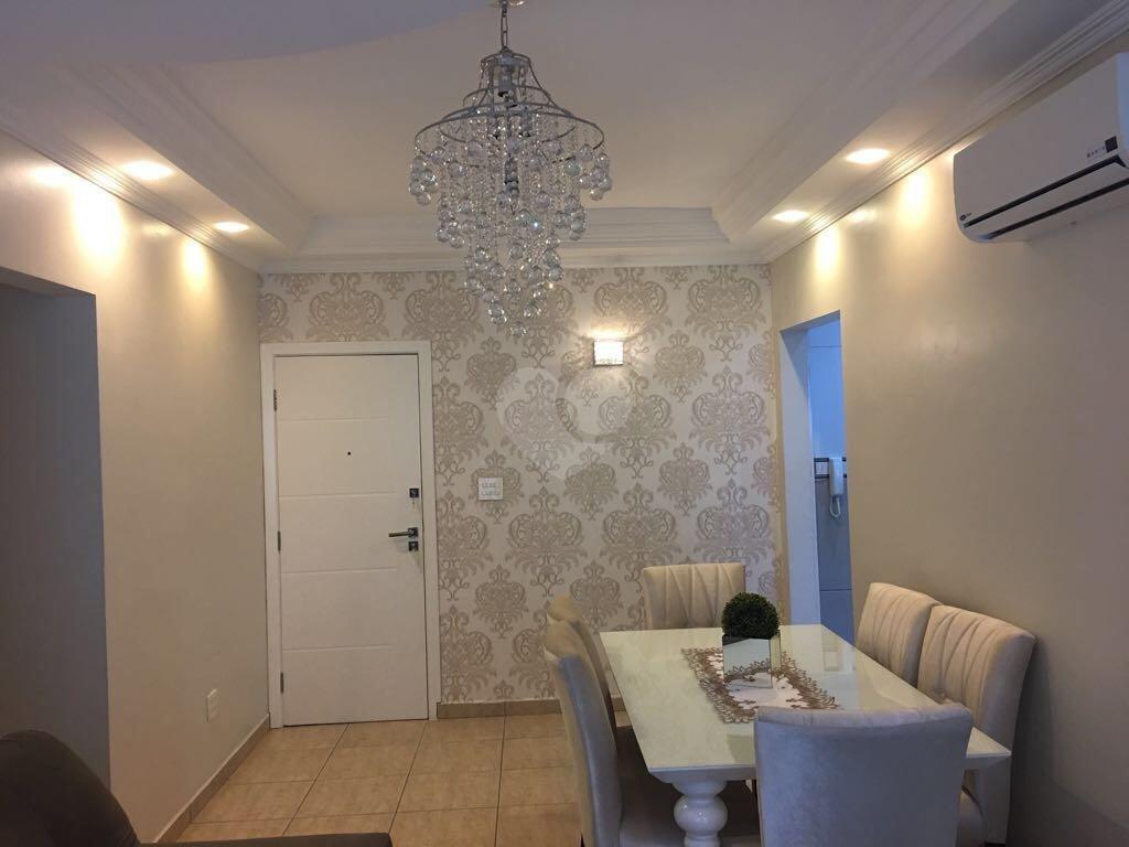 Venda Apartamento Santos Campo Grande REO300839 3