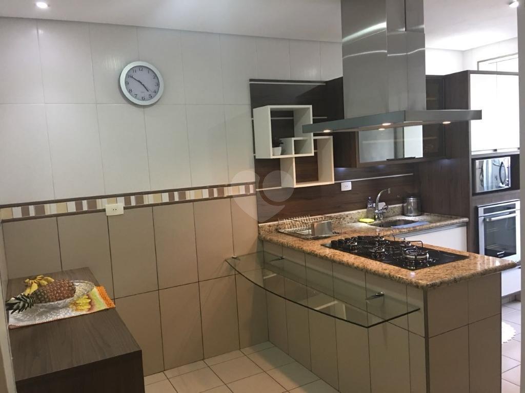 Venda Apartamento Santos Campo Grande REO300839 4