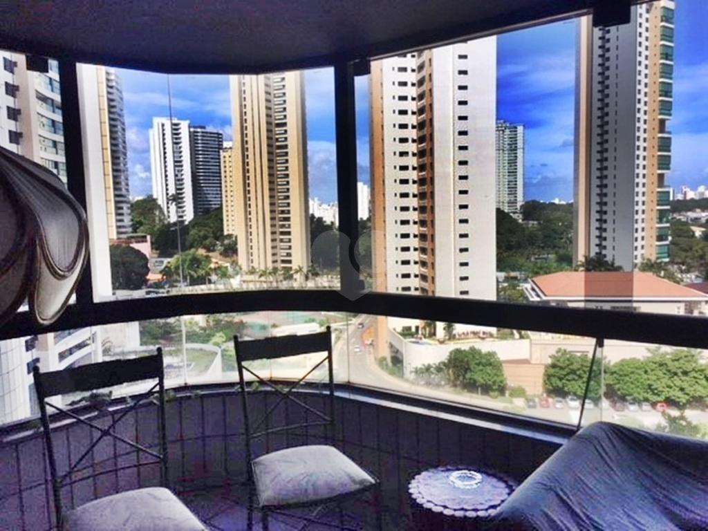 Venda Apartamento Salvador Horto Florestal REO301955 27