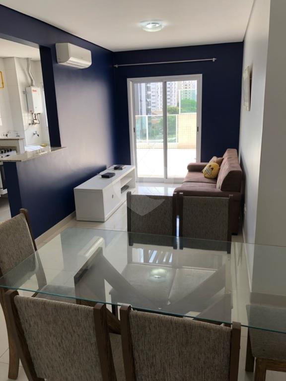 Aluguel Apartamento Santos Gonzaga REO302655 11