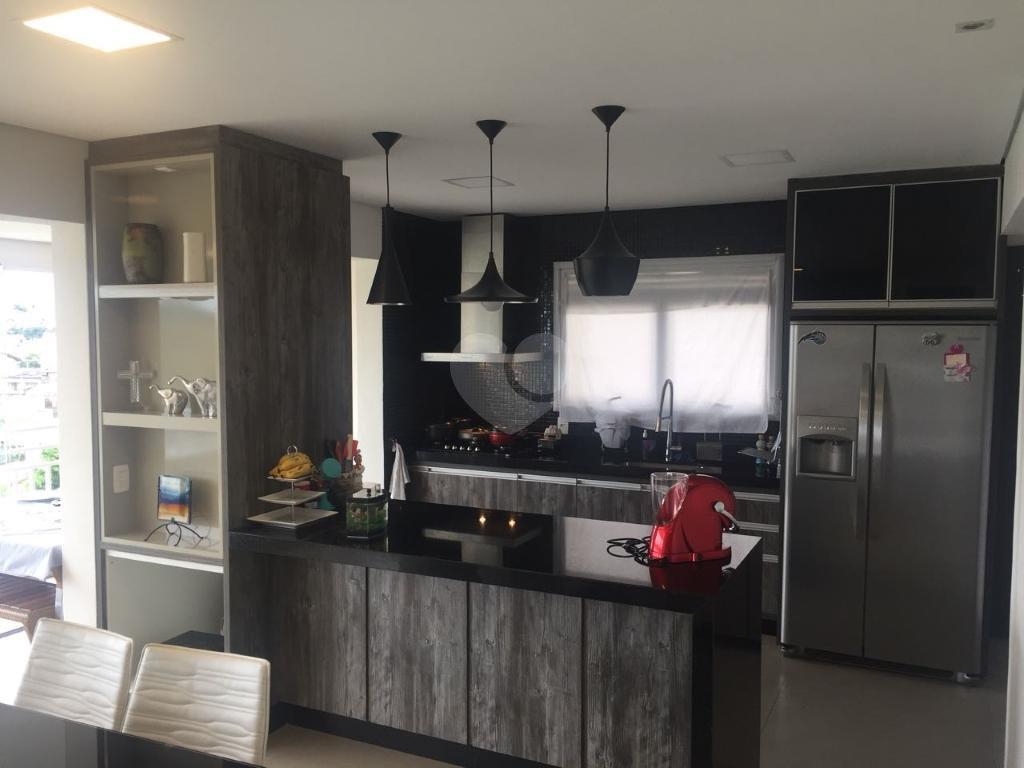 Venda Apartamento Mogi Das Cruzes Vila Oliveira REO303122 11