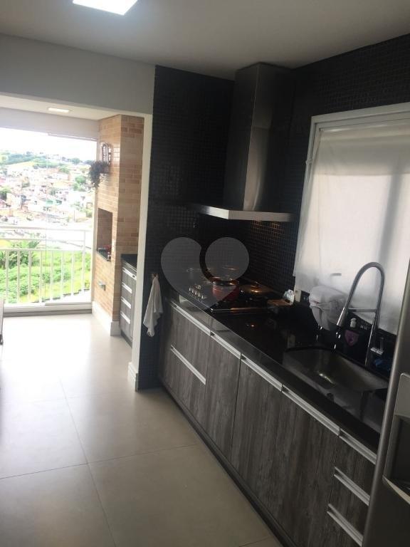 Venda Apartamento Mogi Das Cruzes Vila Oliveira REO303122 23
