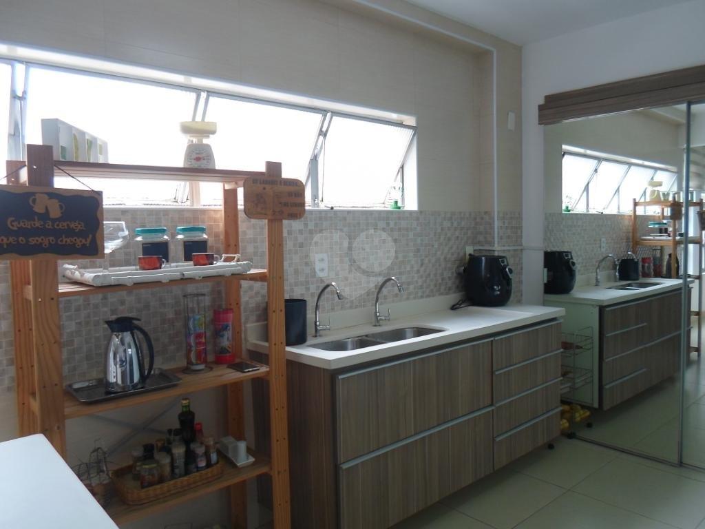 Venda Apartamento Santos Boqueirão REO303397 13