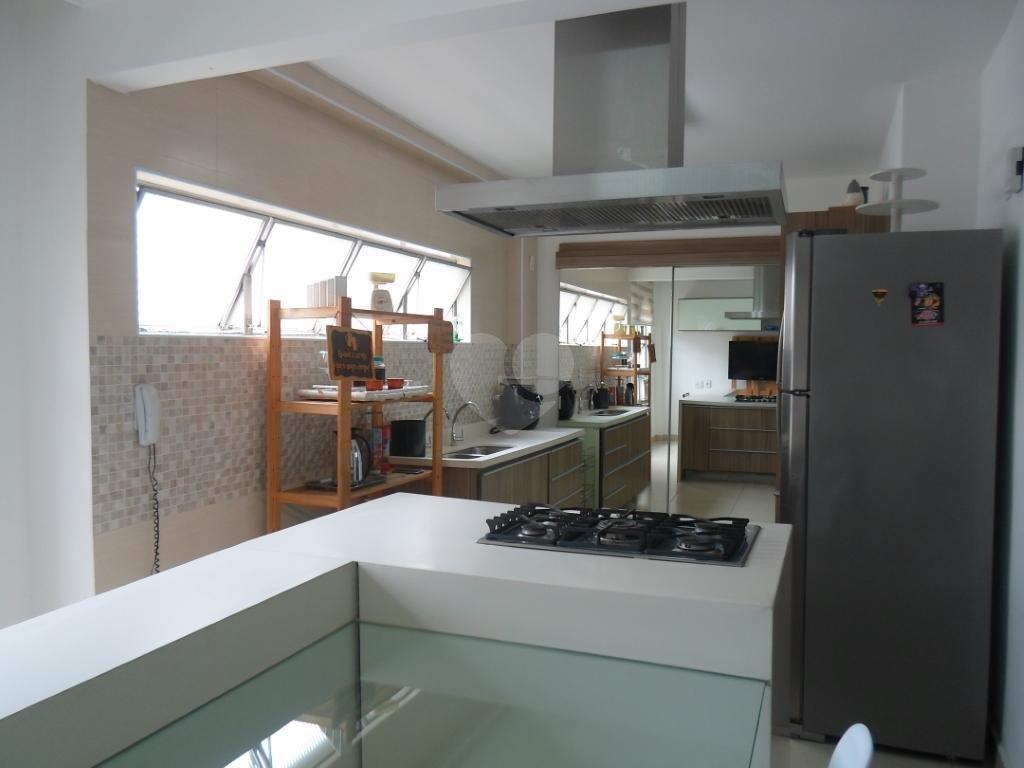 Venda Apartamento Santos Boqueirão REO303397 11