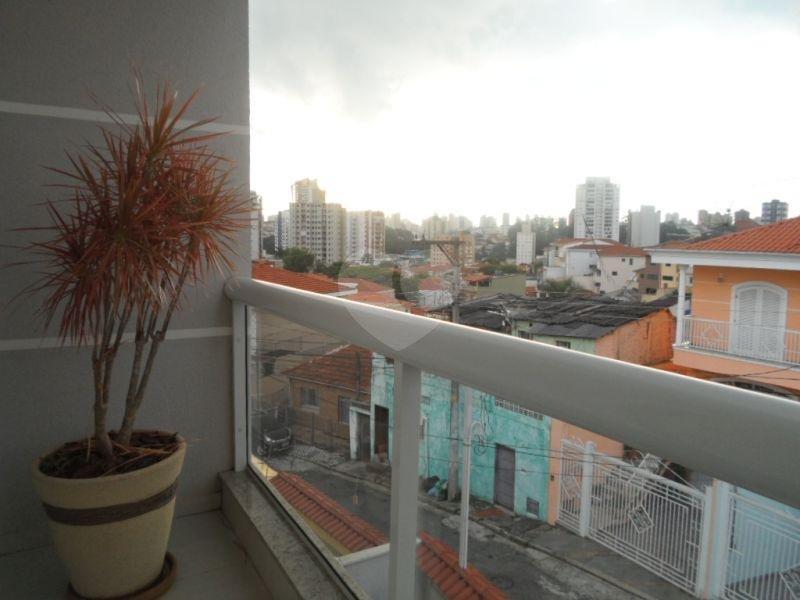 Venda Sobrado São Paulo Vila Isolina Mazzei REO303537 31