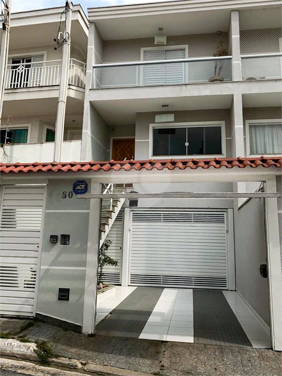 Venda Sobrado São Paulo Vila Isolina Mazzei REO303537 51