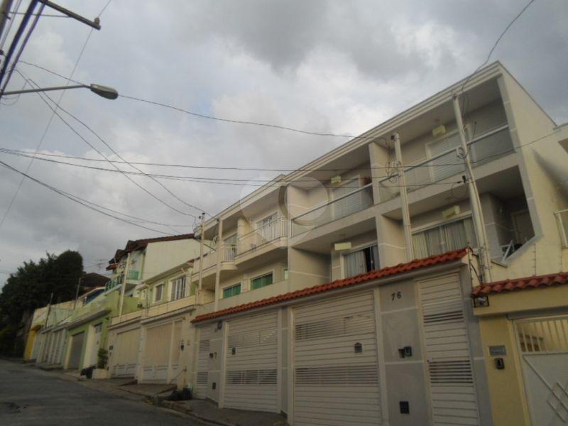 Venda Sobrado São Paulo Vila Isolina Mazzei REO303537 15