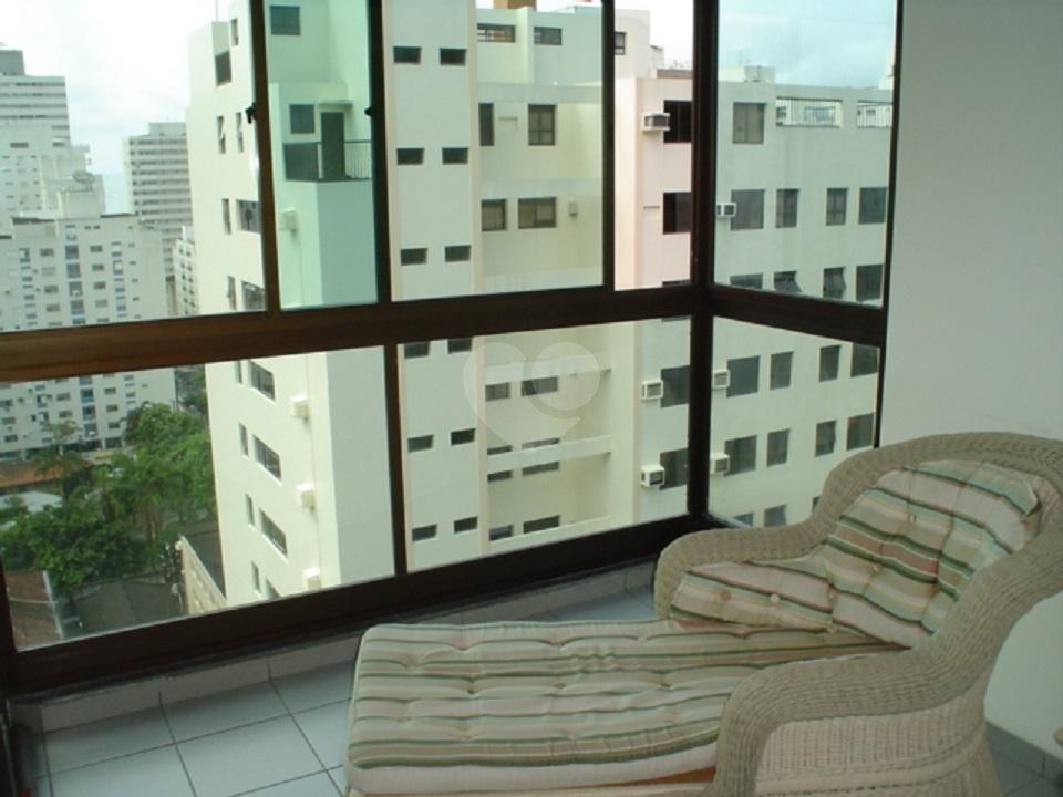 Venda Apartamento Guarujá Pitangueiras REO304515 2