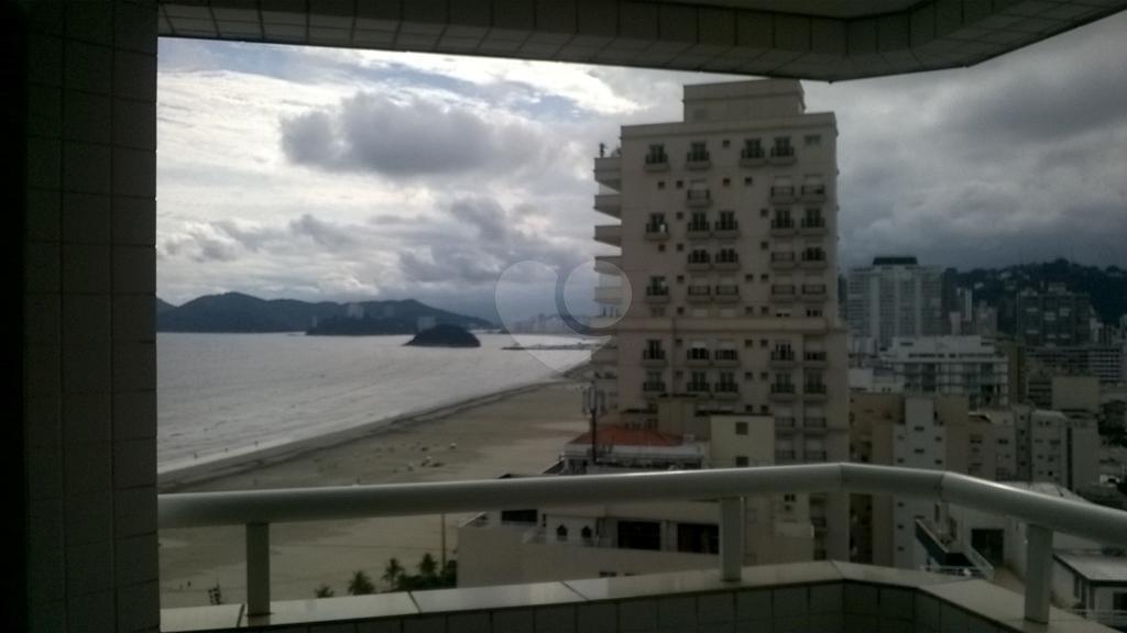 Venda Flat Santos Boqueirão REO307520 27