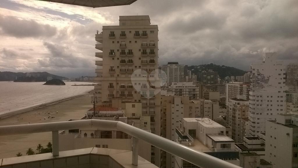 Venda Flat Santos Boqueirão REO307520 24