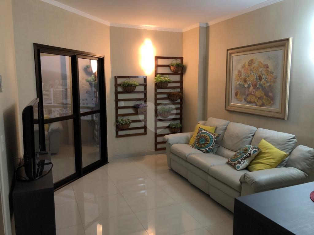 Venda Flat Santos Boqueirão REO307520 2