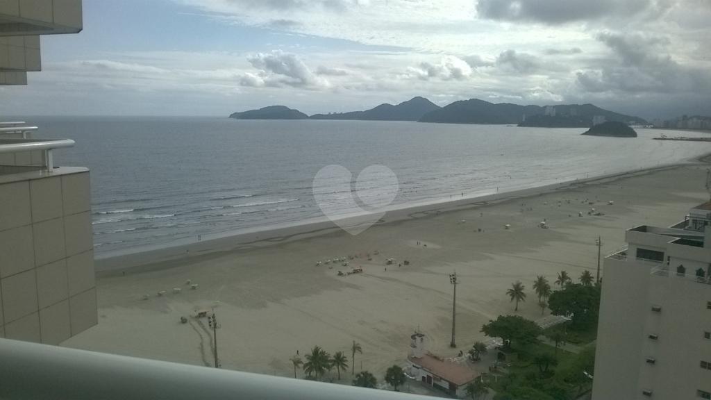 Venda Flat Santos Boqueirão REO307520 1