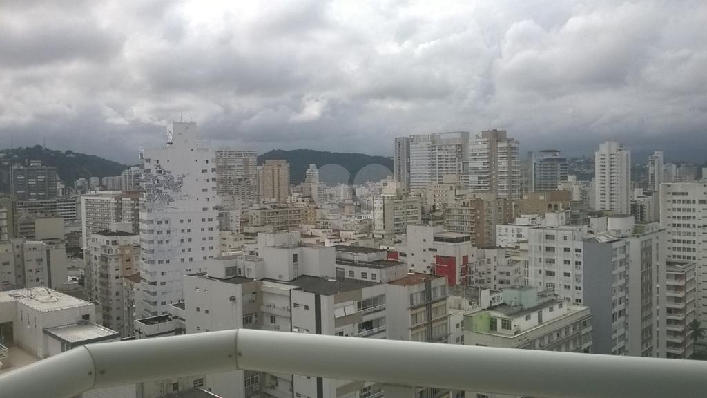Venda Flat Santos Boqueirão REO307520 28
