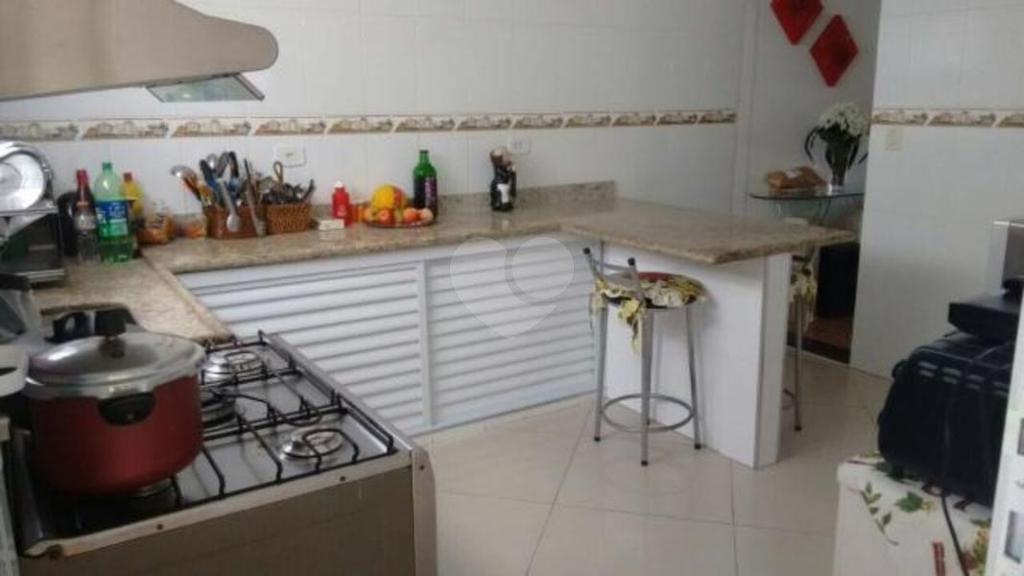 Venda Sobrado Guarujá Vila Santa Rosa REO307699 1