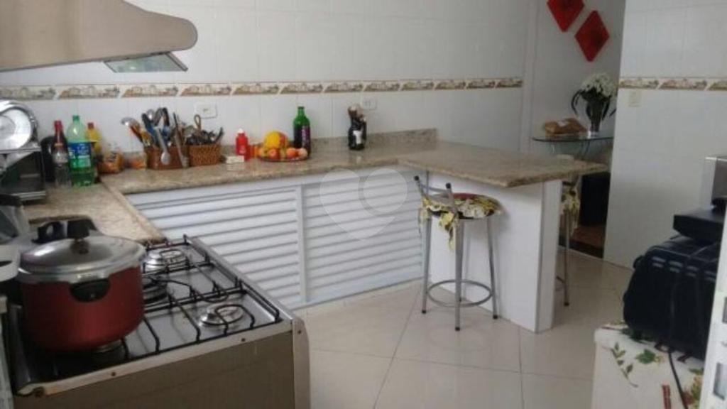 Venda Sobrado Guarujá Vila Santa Rosa REO307699 13