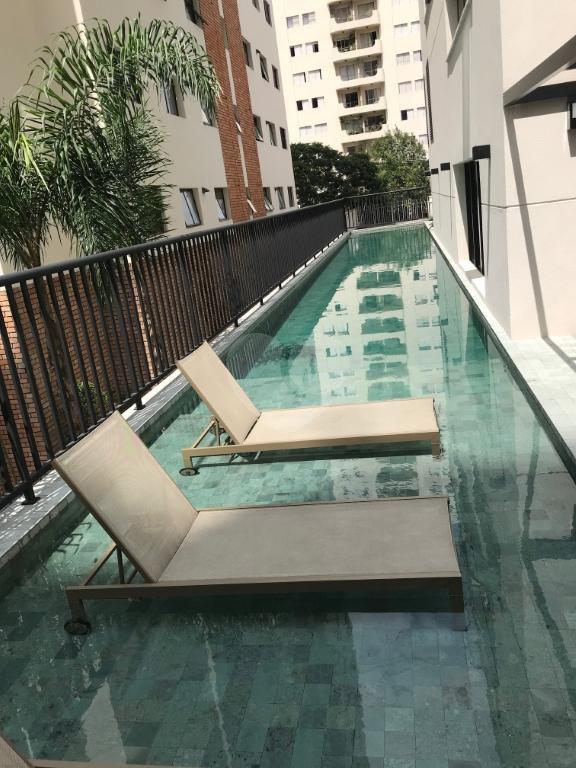 Aluguel Apartamento São Paulo Pinheiros REO308301 33